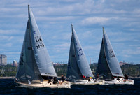 J24 - North Americans 2016 Race 1
